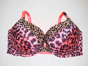Victoria's Secret Very Sexy Miraculous Bombshell Push-up Plunge Bra BNWT