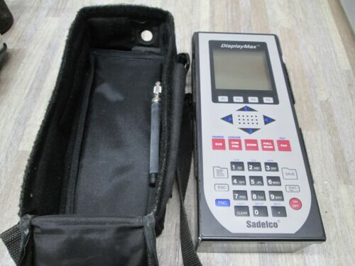 Sadelco DisplayMax800 CLI Signal Level Meter W/ BAG . NO CHARGER
