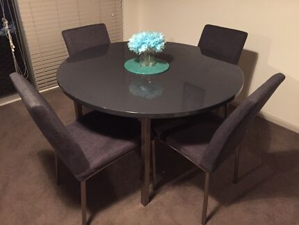 Dining set table and 4 chairs Lane Cove Lane Cove Area Preview
