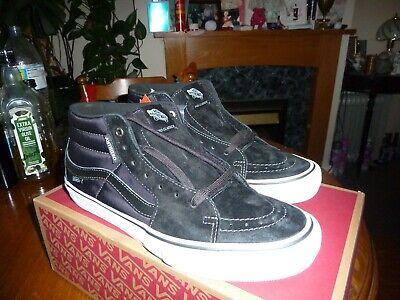 Vans Sk8-PRO -Mid Anti Hero Skateboarding Shoes Grosso/Black uk 9.5