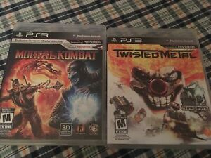 Mortal Lombardi and twisted metal