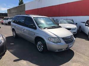 2005 Chrysler Grand Voyager Limited 7 seater Wagon Lilydale Yarra Ranges Preview