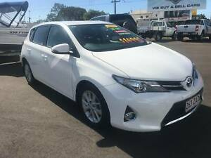 2013 toyota corolla ascent sport 5 door auto hatch Bundaberg West Bundaberg City Preview