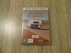 Jack Absolom's The Journey to Lilliput - Region 4 DVD Ringwood Maroondah Area Preview