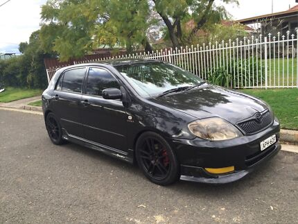 Corolla sportivo 2003 Cabramatta West Fairfield Area Preview