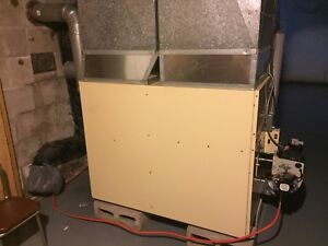 OIL FURNACE USED AS BACKUP TO WOOD STOVE