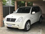 2010 Ssangyong Rexton  Attadale Melville Area Preview