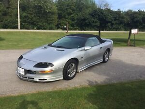 1997 Chevy Camaro RS convertible