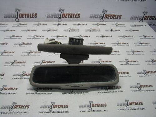 Lexus LS430 AUTO DIMMING REAR VIEW MIRROR E13010497 used 2002-2006