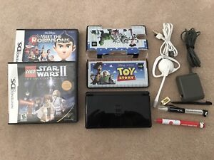 NDS Lite With 28 Games & Accessories