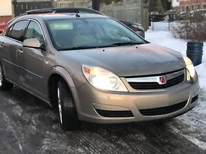 2007 Saturn Aura (extra set of new winter tires)
