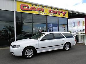 2003 Ford Falcon Wagon Traralgon East Latrobe Valley Preview