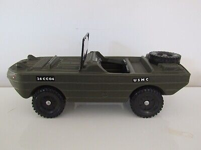 VINTAGE ACTION MAN AMPHIBIOUS DUKW VEHICLE made by Cherilea