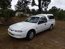 1999 Holden Commodore Ute Vacy Dungog Area Preview