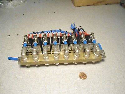 Avs Romer E22-024 Solenoid Valve Eav-2135-c18-18f