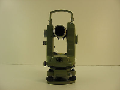 Wildleica Heerbrugg T1 70 Theodolite Transit For Surveying 1 Month Warranty