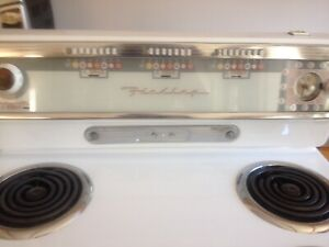 1960's Findlay electric stove