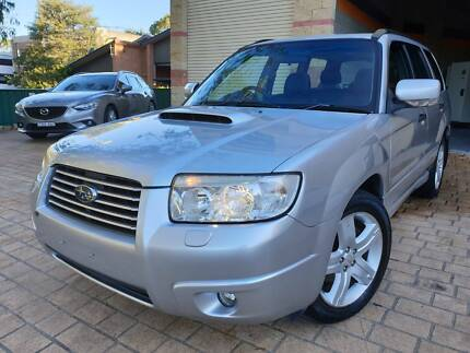 2005 (MY06) Subaru Forester XT luxury Auto Menai Sutherland Area Preview