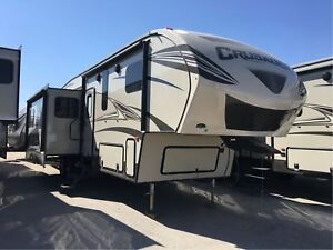 2016 Prime Time RV Crusader Fifth Wheel 337QBH