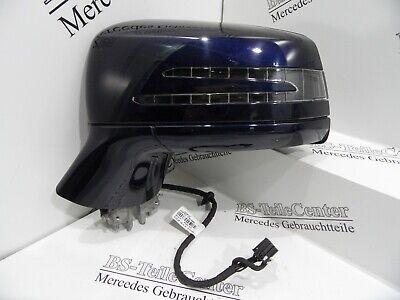 Mercedes CLS W218 Aussenspiegel Spiegel Totwinkel Memory Klappbar 2188100376 890