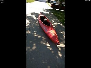 Wilderness systems Pamlico 160t tandem kayak with rudder