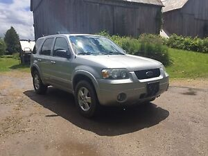 2006 Ford Escape V6 Limited AWD