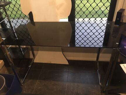 2 piece computer desk