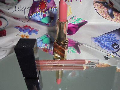 Estee Lauder Pure Color Long Lasting Lippenstift (ESTÉE LAUDER Pure Color Envy Long Lasting Nr. 410  Dynamic + Lipliner Spice neu)