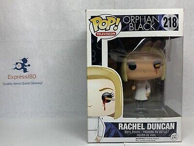 (OI) Funko POP TV #218 Orphan Black Rachel Duncan Vinyl Figure Hot Topic comprar usado  Enviando para Brazil