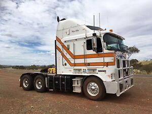 Kenworth k104b big cab .. Pimpama Gold Coast North Preview