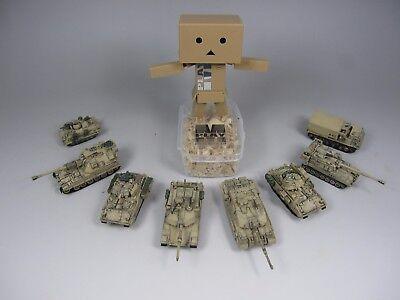 - DRAGON 1/144 Modern Tank Series PANZER Korps14037 14308 14039 14040mini tank kit