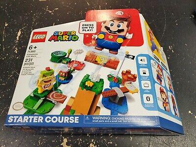 LEGO Super Mario 71360 Adventures with Mario Starter Course NEW + Free Shipping