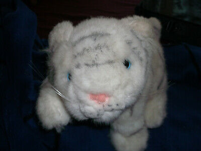 Used, Cute Fiesta 'Mirage' 12'' White Tiger Plush 🐯 for sale  Saanichton