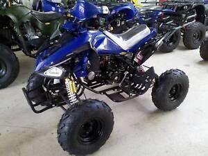 125cc ATV-Quads Automatic with Reverse & Remote, Ready to Go ** Cranebrook Penrith Area Preview