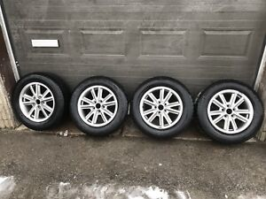2005-2010 mustang winter rims and tires