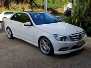 MERCEDES BENZ C350 CDI AVANTGARDE WITH AMG PACK Currumbin Gold Coast South Preview