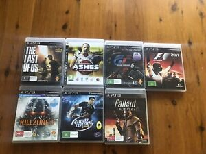 PS3 games Seven Hills Blacktown Area Preview