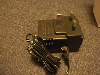 Rong Horng AC/DC Adaptor RH41-0750800DB 230V-50Hz input 7.5v output UK