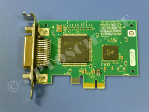 National Instruments NI PCIe-GPIB Interface Adapter Card Low-Profile 198405C-02L