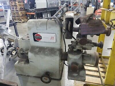 Tool Cutter Grinder Dg Machinery Gage Company