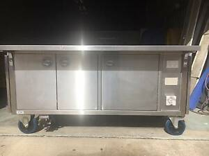 ALUMINIUM COFFEE CART Brendale Pine Rivers Area Preview