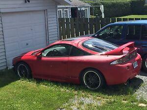 Eclipse turbo echange