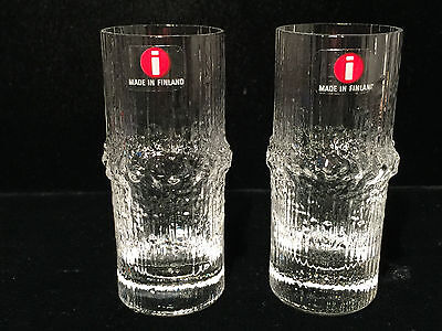New! Lot of 2 IITTALA