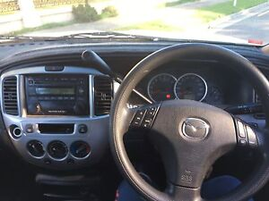 2004 Mazda Tribute Adelaide CBD Adelaide City Preview