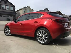 2014 Mazda 3 GT Hatchback, tech package - warranty till 2021