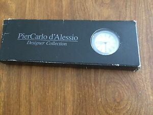 piercarlo d'alessio designer collection watch