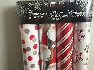 Costco wrapping paper