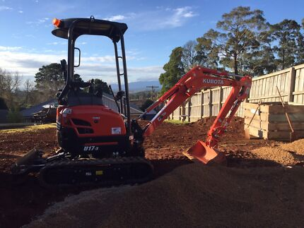 Movin dirt excavation.