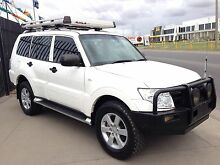 2008 Mitsubishi Pajero NS GLX Wagon 7 SEATER WITH REGO AND RWC Ravenhall Melton Area Preview