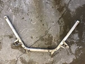 can-am outlander front bumper support
